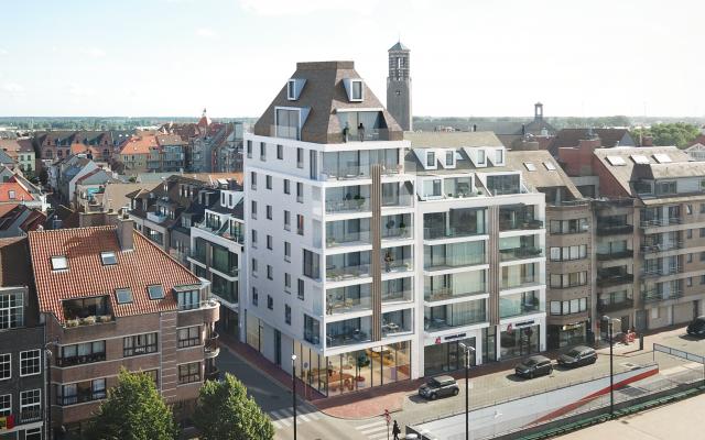 Urbes - Knokke - hoek markt